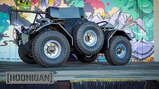 Download [HOONIGAN] DT 091: Tank vs Miata (Tug-of-War) Video