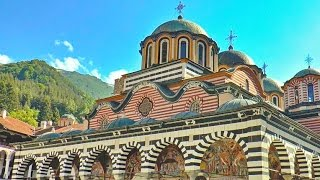 Download Rila Monastery Video