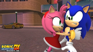 Download Sonic Adventure DX (PC) [4K] - Sonic's Story (3/5) Video