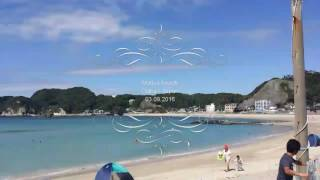 Download Moriya beach - Katsuura Chiba Japan Video