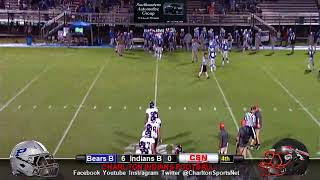 Download 2019 Football Indians at Pierce Scrimmage Video