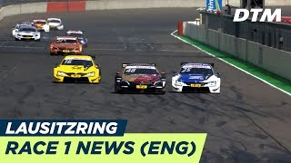 Download Highlights Race 1 Lausitzring - DTM Lausitzring 2018 Video