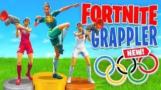 Download GRAPPLER OLYMPICS in Fortnite Battle Royale Video