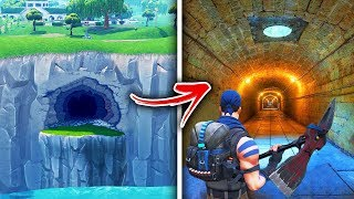 Download Top 5 Secret Hidden Locations in Fortnite YOU NEVER KNEW! Video