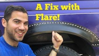 Download No Weld Rusty Fender Fix F150 Video