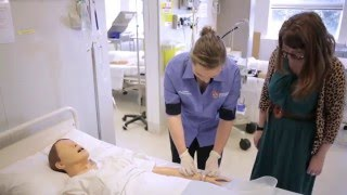 Download Make a Bigger Difference - Study The Bachelor of Nursing (Advanced Studies) Video