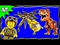 Download Lego DINO T-REX HUNTER 5886 Stop Motion Build Review Video