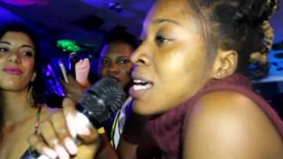 Download Female Fan of Stonebwoy Sings for Him Video