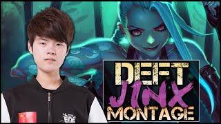 Download Deft Montage - Best Jinx Plays Video