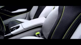 Download The Concept Style Coupé up close - Mercedes-Benz original Video