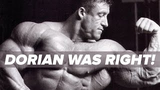 Download Dorian Yates was Right | Tiger Fitness Video