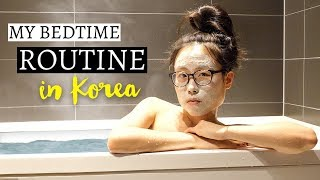 Download MY BEDTIME ROUTINE when traveling in Korea Video