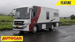 Download Executive Motor-Home | Feature | Autocar India Video
