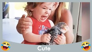 Download Funniest Baby On A Farm Video