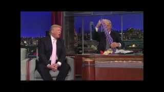 Download David Letterman Exposes Donald Trump Video