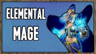 Download Elemental Mage [Hearthstone] Video