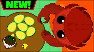 Download MOPE.IO KING CRAB + *GOLDEN EGG* | GLITCH | NEW ANIMALS IN MOPE.IO UPDATE(mope.io update) Video