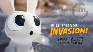 Download INVASION! | Animated 360 Movie [HD] | Ethan Hawke Video