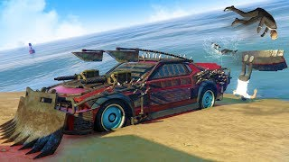 Download THIS CAR'S SECRET WEAPON IS HILARIOUS! | GTA 5 THUG LIFE #201 Video