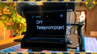 Download How Does a Teleprompter Work? Video