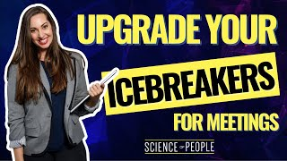 Download 8 Icebreakers to Warm Up Any Meeting Video