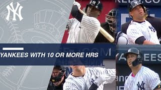 Download Stanton, Judge, Gary and Didi on historic pace Video
