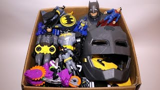 Download Toy Box: Cars, Kinder Joy, Masks, Batman Action Figures and More Video