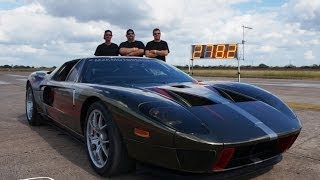Download 278 MPH Ford GT - TEXAS MILE RECORD!! October 2013 Video