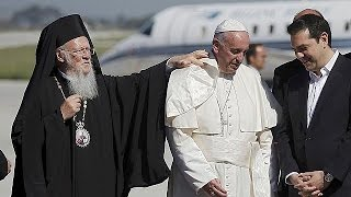 Download Papa Francis Midilli adasında Video
