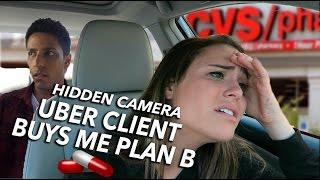 Download MAKING MY UBER CLIENT BUY ME PLAN B Video