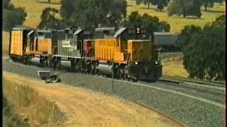 Download What Happens When A Train Has No Helpers Up Tehachapi Video