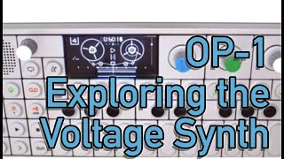 Download Teenage Engineering OP-1: New Voltage Synth Demo Song Video