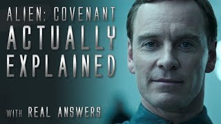 Download Alien Covenant ACTUALLY Explained (With Real Answers) Video
