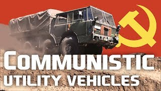 Download 13 Communistic Utility Vehicles You May Not Know About Video