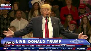 Download DONALD TRUMP SLAMS Martha Raddatz For Crying When He Beat Clinton - FNN Video