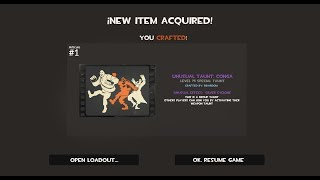 Download TF2: How to Craft an Unusual Taunt Video