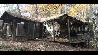 Download Abandoned Gatlinburg Ghost Town - Elkmont Village! (Before fire) Video
