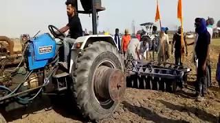 Download Indofarm tractor fail in Harrow competition Madhopur Phagwara Video