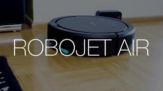 Download RoboJet Air - dokładny, szybki i samodzielny odkurzacz, który Was oczaruje Video