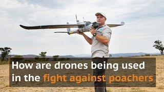 Download How drones are being used in the fight against poachers Video