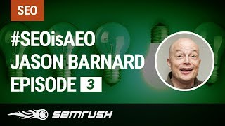 Download The #SEOisAEO series: Episode 3 - A successful AEO strategy Video