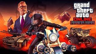 Download GTA 5 New Update ARENA WAR ! DLC ( GTA V ARENA WAR DLC ) Video