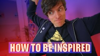 Download HOW TO BE INSPIRED Video