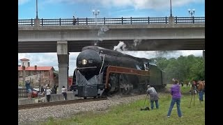 Download N&W 611: Lynchburg-Petersburg, VA 5-6-17 Video