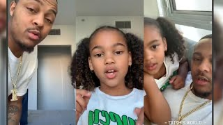 Download Bow Wow's Daughter Takes Over AGAIN! Video