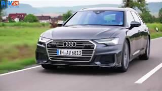Download 2019 Audi A6 Avant 50 TDI quattro - Fahrbericht Kritik Test R+V24 Drive Check Kofferraum Video
