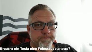 Download Tesla Model S - Feinstaubplakette in Umweltzonen nötig? Video