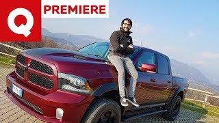Download Dodge RAM 1500 Militem: utile o inutile (in Italia)? | Quattroruote Video