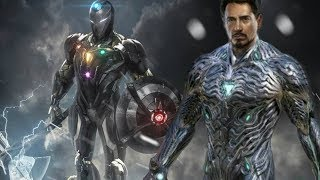 Download Tony Stark Vibranium Iron Man Suit Mark 85 - Avengers Endgame Video