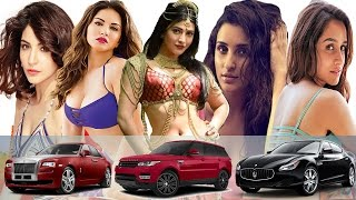 Download Bollywood Heroins Car Collection - Bollywood Top 14 Actresses And Their Expensive Car Collection Video